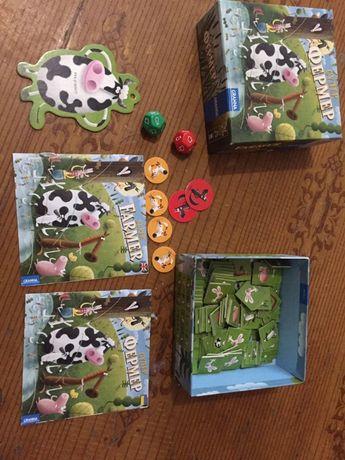Игра настольная Супер Фермер