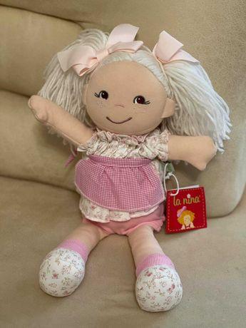 Ганчірна лялька La nina