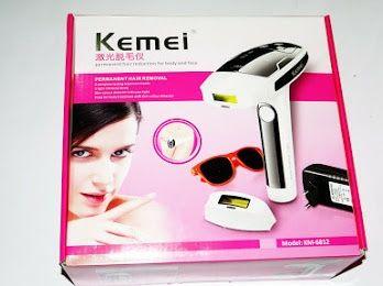 Лазерный эпилятор Kemei KM-6812