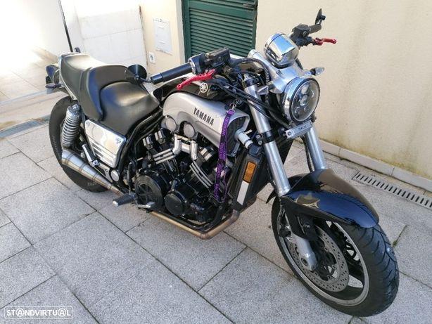 Yamaha Vmax ZEN