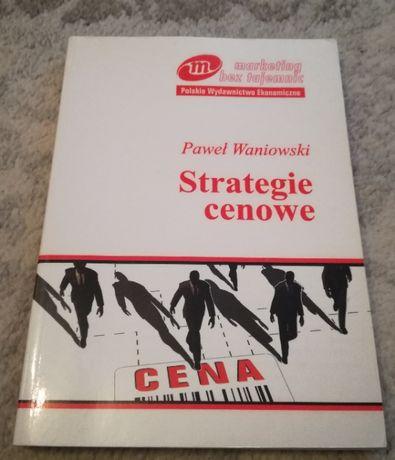 książka - Strategie cenowe