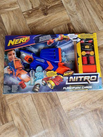 Hasbro C0788 Nerf Nitro Flashfury Chaos nowe