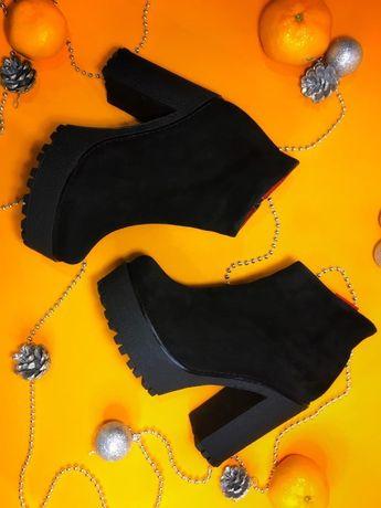 Женская кожаная обувь 37р