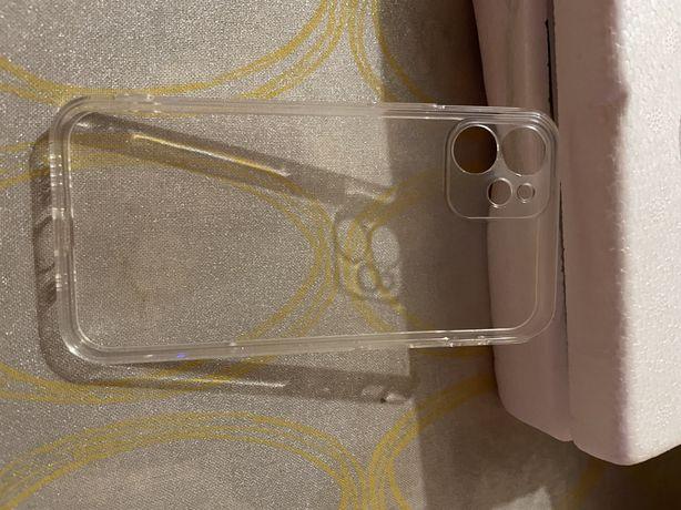 Прозрачный чехол для iPhone 12 mini