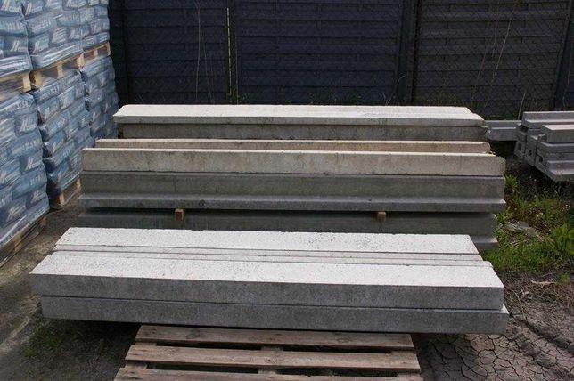 Nadproża betonowe 90cm nadproże betonowe belki betonowe