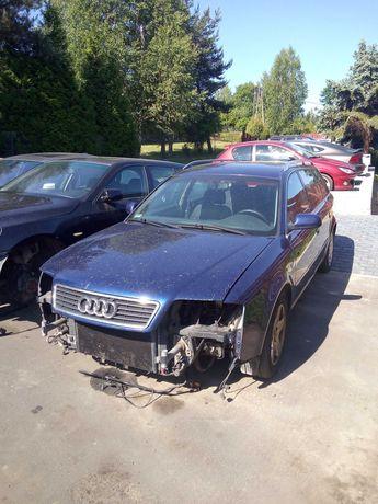 Audi A6 c5 2,4benz+gaz