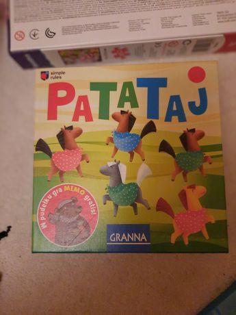 Gry interaktywne Patataj oraz Dziewczyny pamięć, puzzle