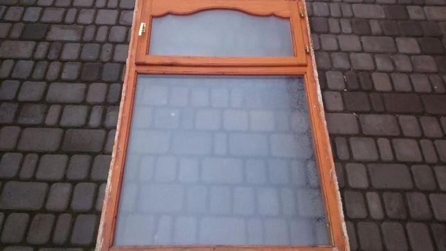 Окна деревянные(двойное стекло).