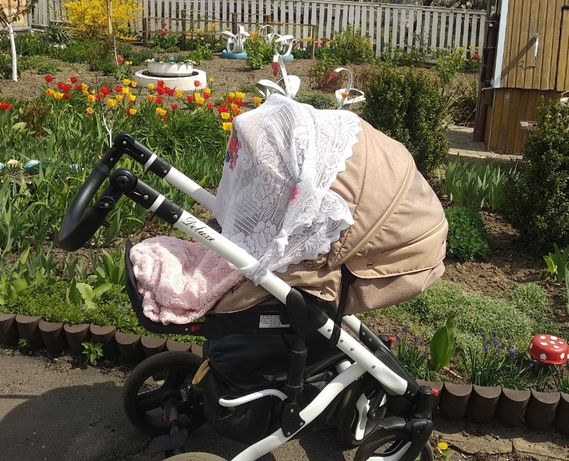 Продам коляску 2 в 1 Next Baby Delux (Некст Беби Делюкс)