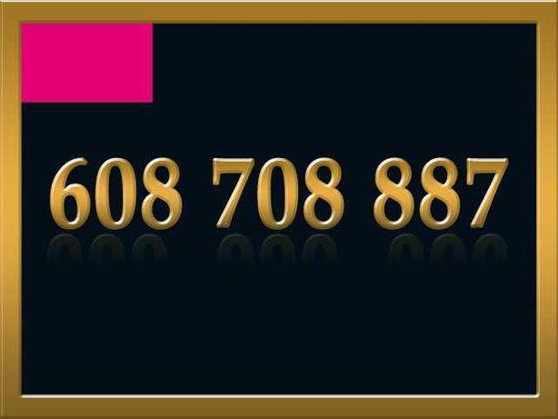 608_708_887 Złoty Numer T-Mobile