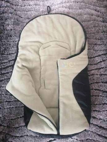 Śpiworek dla dziecka - do wózka, na sanki