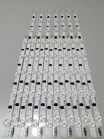 Комплект светодиодных планок на Samsung LUMENS D2GE-390SCA-R3(12.12.28