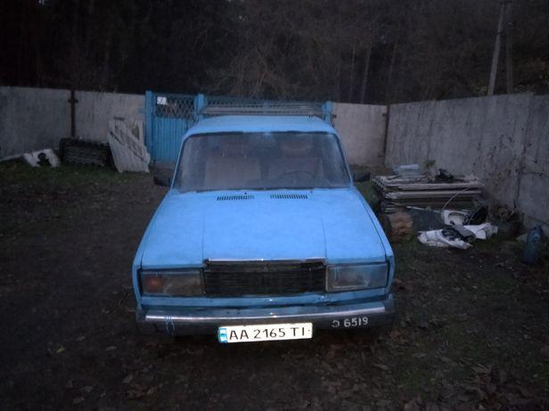 Продам ВАЗ 2107 в нормальном состоянии