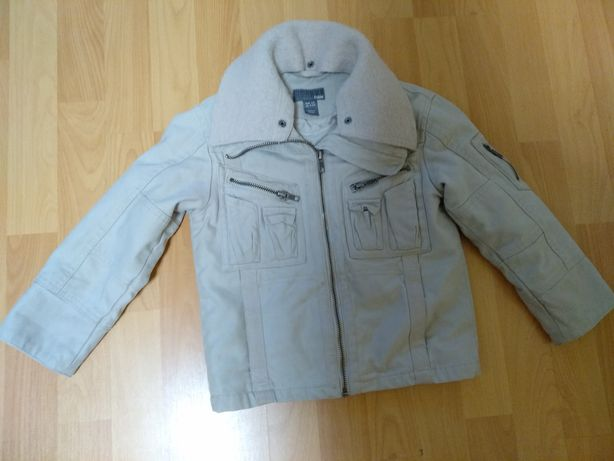 Крутая котоновая куртка