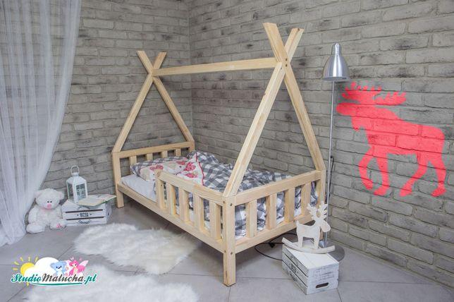 Łóżeczko domek Tipi, łóżko domek dla dzieci