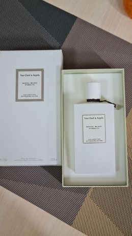 Van Cleef and and Arpels sandals blanc ниша дьюти фри duty free