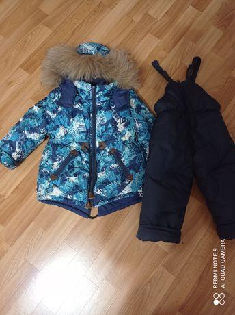 Зимняя куртка-парка. Зимний комбинезон