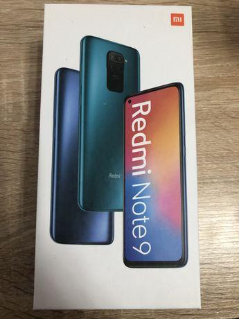Xiaomi Redmi Note 9 NOWY!