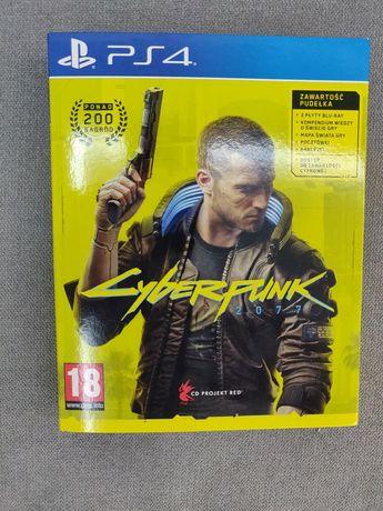 Cyberpunk 2077 PS4 stan idealny