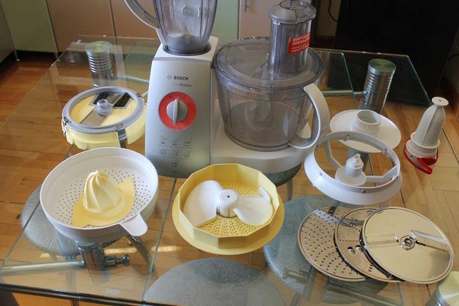 Комбайн BOSCH ProfiKubixx чаша терки диски ніж соковитискач блендер