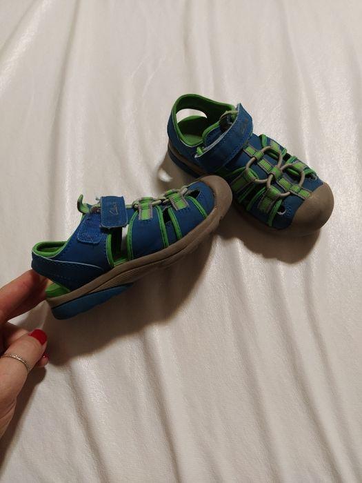 Босоножки сандалики Clarks Казатин - изображение 1