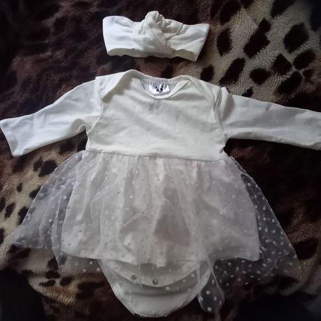 Боді-сукня з солохою