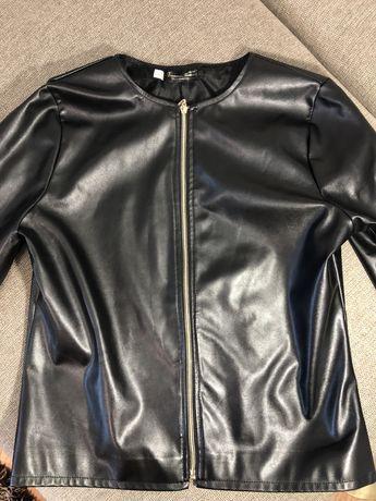 Шкірянка кожанка курточка з еко шкіри
