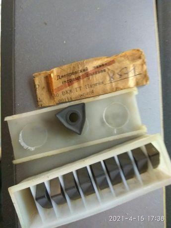 Пластины для токарных резцов