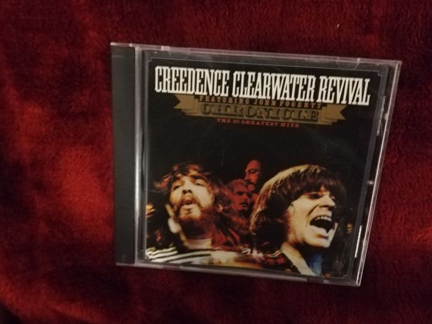 CD Credence Clearwater Revival