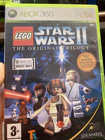 Star Wars II The Orginal Trilogy XBOX 360