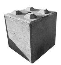Bloki Betonowe 60x60x60 cm Mur Oporowy Zasieki Mury Oporowe ELKI
