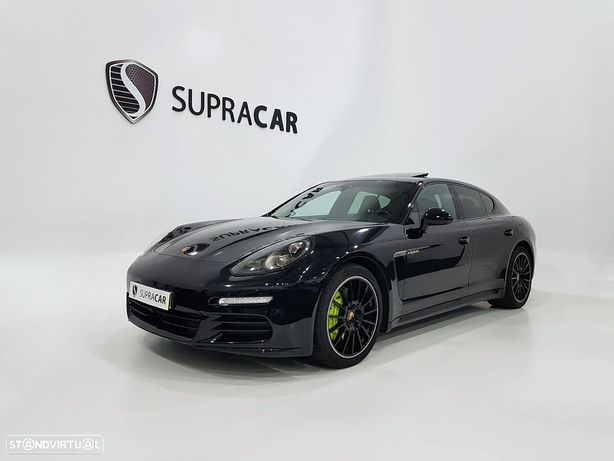 Porsche Panamera S-Híbrido Gasolina