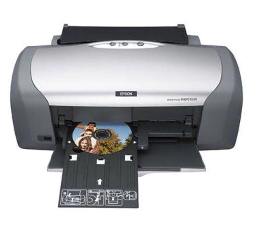 Принтер EPSON stylus photo R220