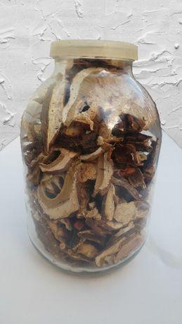 Сухі білі гриби, сухие белые грибы, сухой белый; Сухі гриби, сухие
