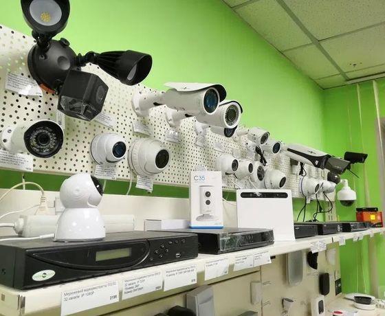 Відеонагляд сигналізація Ajax відеоспостереження видеонаблюдение