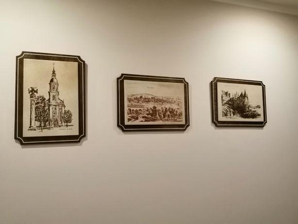 Zestaw Obrazków na ścianę