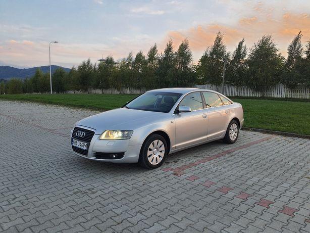 Audi A6C6 2.4 benzyna