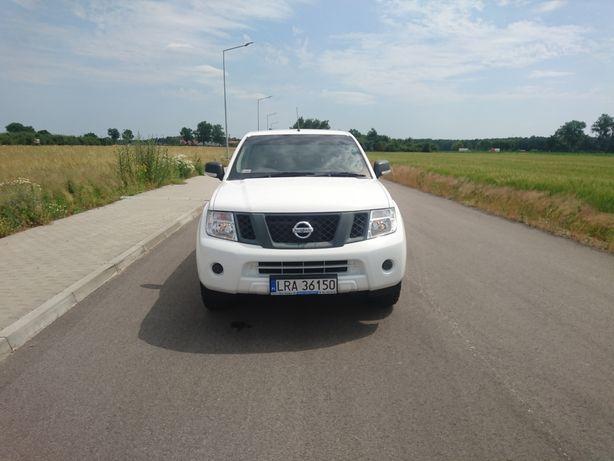 Nissan Navara d40 2015 rok pierwszy właściciel 52tys mil
