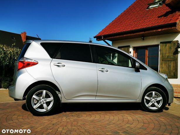 Toyota Verso S WEABASTO Klimatyzacja Elektryka Oryginalny Lakier