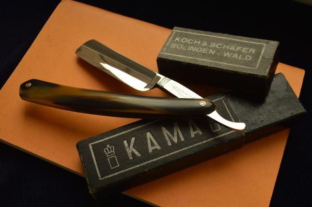 Опасная бритва немецкая KAMA от Koch & Schafer Solingen