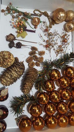 Decorações para centro mesa ou árvore Natal