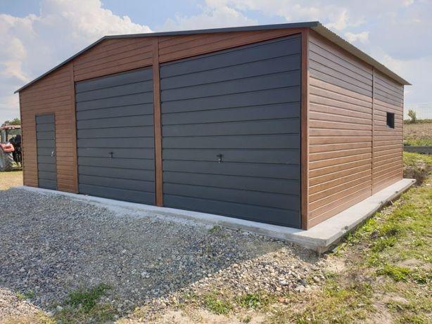 Garaż wiaty hale garaze PRODUCENT