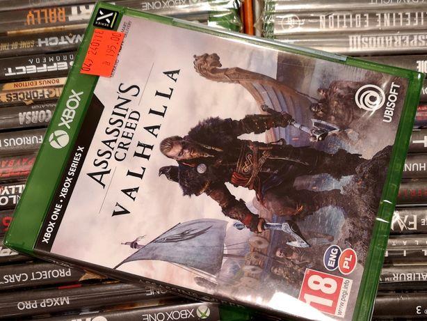 Assassins Creed Valhalla Xbox One (jak nowa)