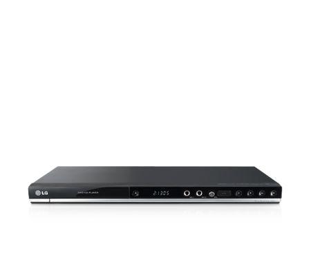 DVD-плеер LG DVX-487KH