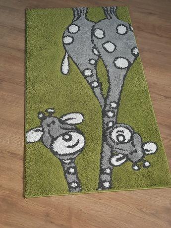 Dywan do pokoju dziecka 80 x 150 Żyrafy