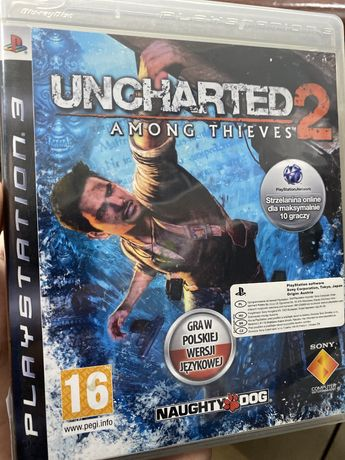 Uncharted 2 Among Thieves / PS3