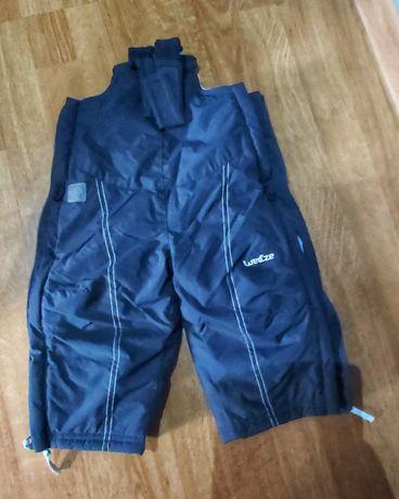 Spodnie narciarskie 74cm