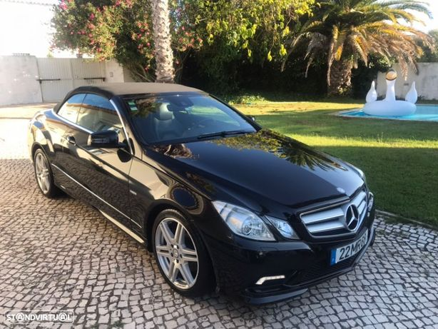 Mercedes-Benz E 220 CDi Avantgarde BlueEfficiency Auto