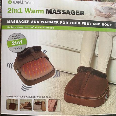 masażer do nóg i ciała