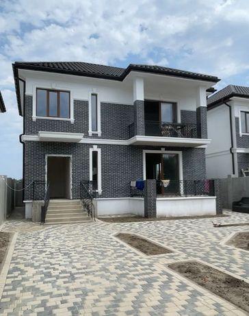 Стильный новый дом с ТЕРРАСОЙ, 3 сотки, ландшафтный дизайн, 15 Фонтана
